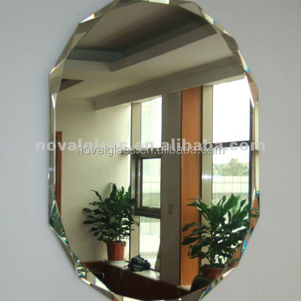 2 8mm Dressing Table Mirror, Clear/colored Bathroom/decorative/dressing  Table