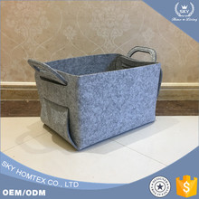 New product 2017 non-woven foldable storage with high quality
