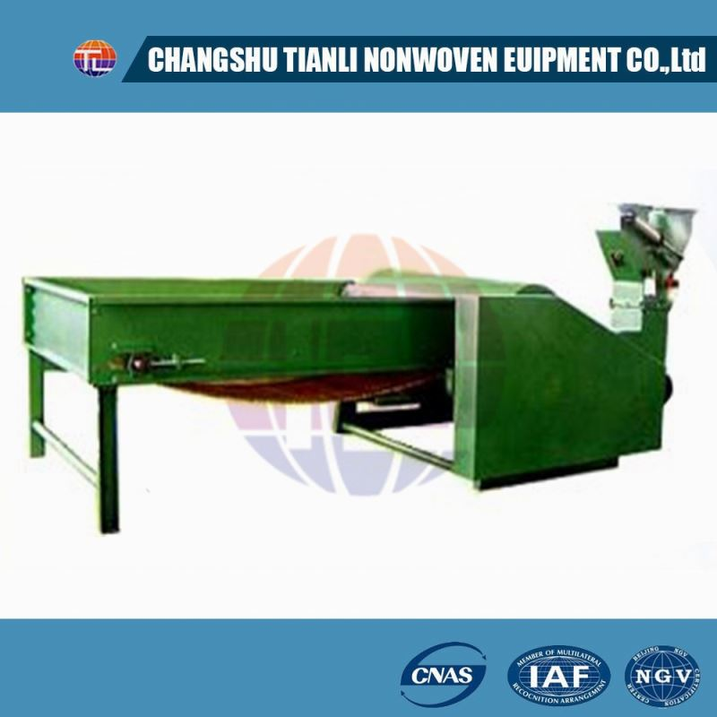Nonwoven machine on sale wholesale carpet coconut fiber opening machine
