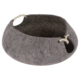 Popular novel round cozy mini cat bed