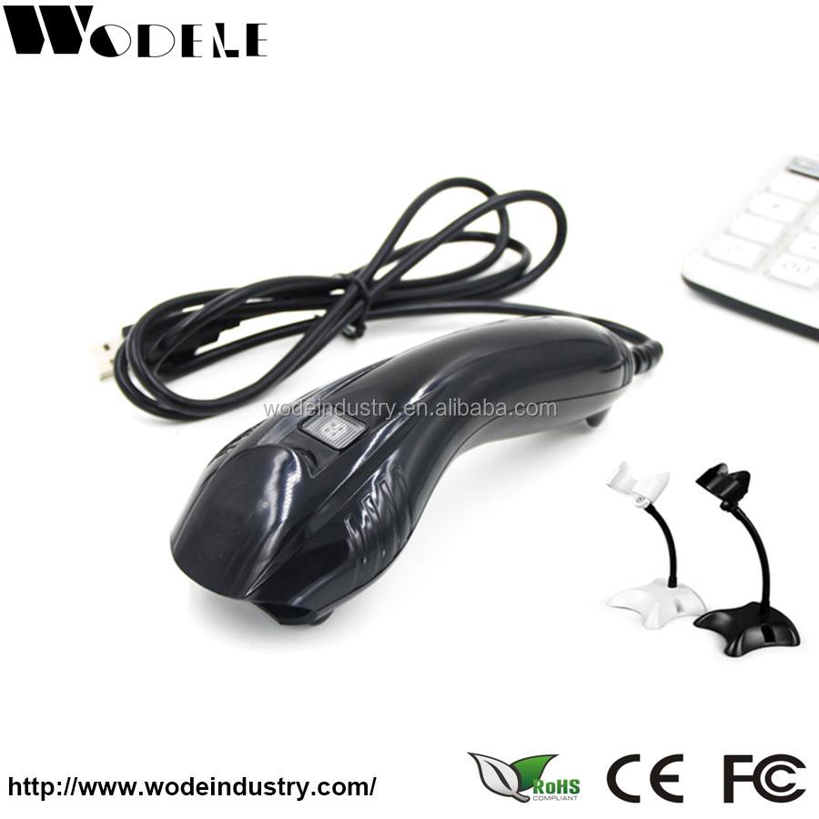 2d 1d Qr Barcode Reader Usb Interface Scanner