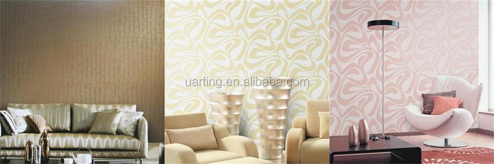 Papel pared moderno plata onda d papel pintado - Papel de pared moderno ...