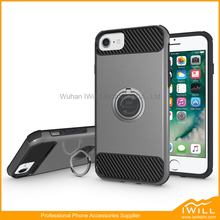For iphone 7 360 rotating armor back cover , also fit for iphone 6