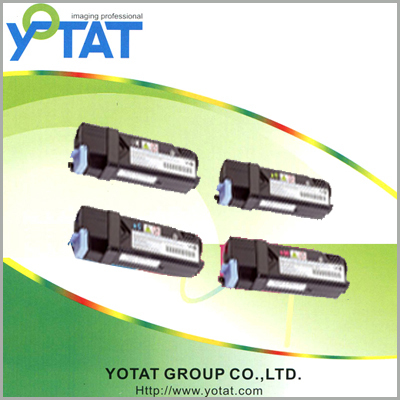 Color toner cartridge compatible for Dell 2130 2135