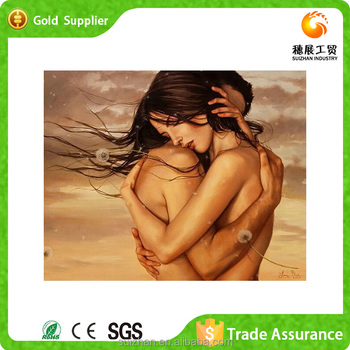 China Supplier Hot Hot Sexi Photo Diy Diamond Lovers Painting Wall ...