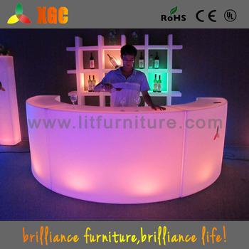 High Top Bar Tables Led Pub Counter