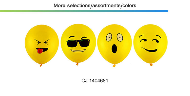 Birthday party decoration colorful low price 18 inch customized latex party balloons