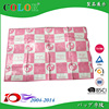 Promotional Beautiful design recycle pp woven bag cooler bag