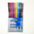 10 pack smooth drawing fineliner pen set, colorful fine liner pen