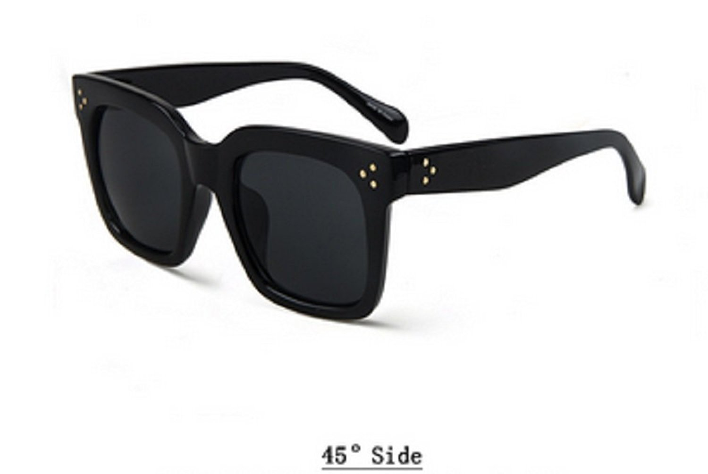 9e7969d60258 Get Quotations · Women Square Sun Glasses Women Glasses Big Frame Acetate  Gradient Eyeglasses