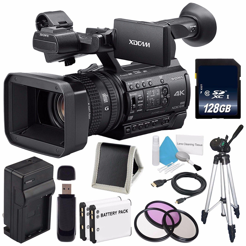 Buy Sony PXW-Z150 4K XDCAM Camcorder (International Model