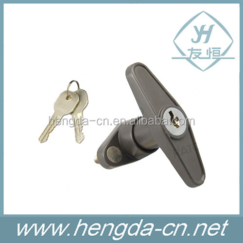 R-25 T Shape Cabinet Lock From China Suppliers Lock Core With Two ...