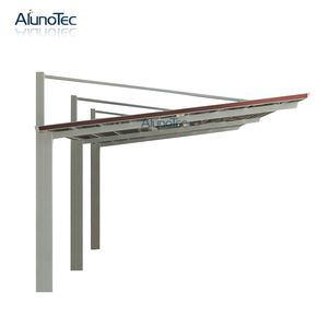 Low Price Outdoor Aluminum Cantilever Carport