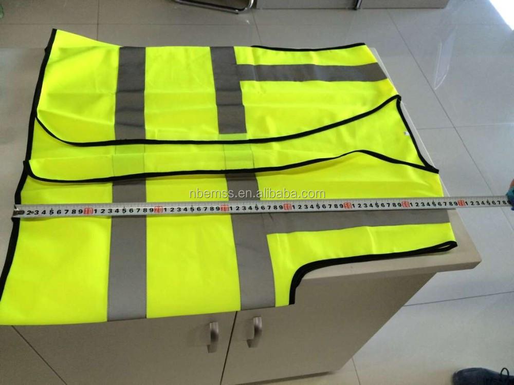 China Supplier Range Safety Officer Vest 3m