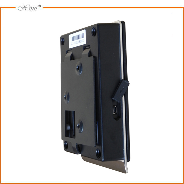 Tcp/Ip Communication With Card Capacity 30000 SCR100 Time Attendance Time Clock Access Control