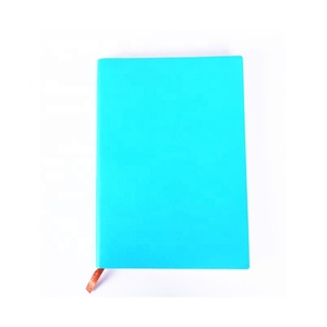 Factory lot of soft leatheroid notebook a5 size with nice price