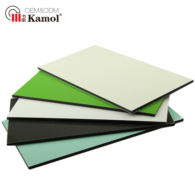 Alucobond Pvdf Aluminum Composite Panel Acp Sheet For