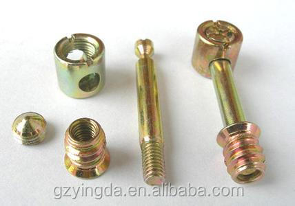 Furniture Assembly Hardware/type Insert Nut For Furniture
