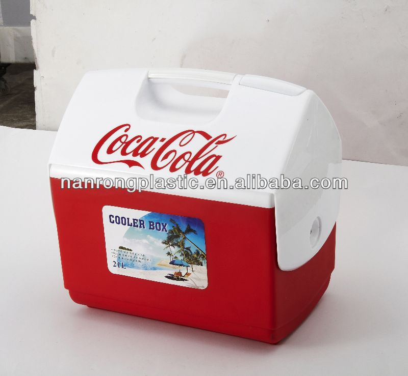 2013 fashion plastic cooler box promotion pharmacy outlets product