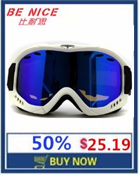 75360a6e9cc Genuine brand professional Skiing Eyewear double lens anti-fog big  spherical ski glasses anti fog snowboard goggles SNOW-3100