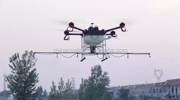 Unmanned Helicopter Agriculture Drone/agricultural Helicopter For ...