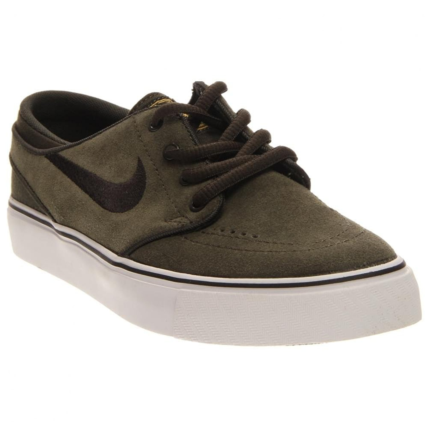quality design 6dba0 46d07 Get Quotations · Nike Stefan Janoski SequoiaBlackUniversity Gold Youth