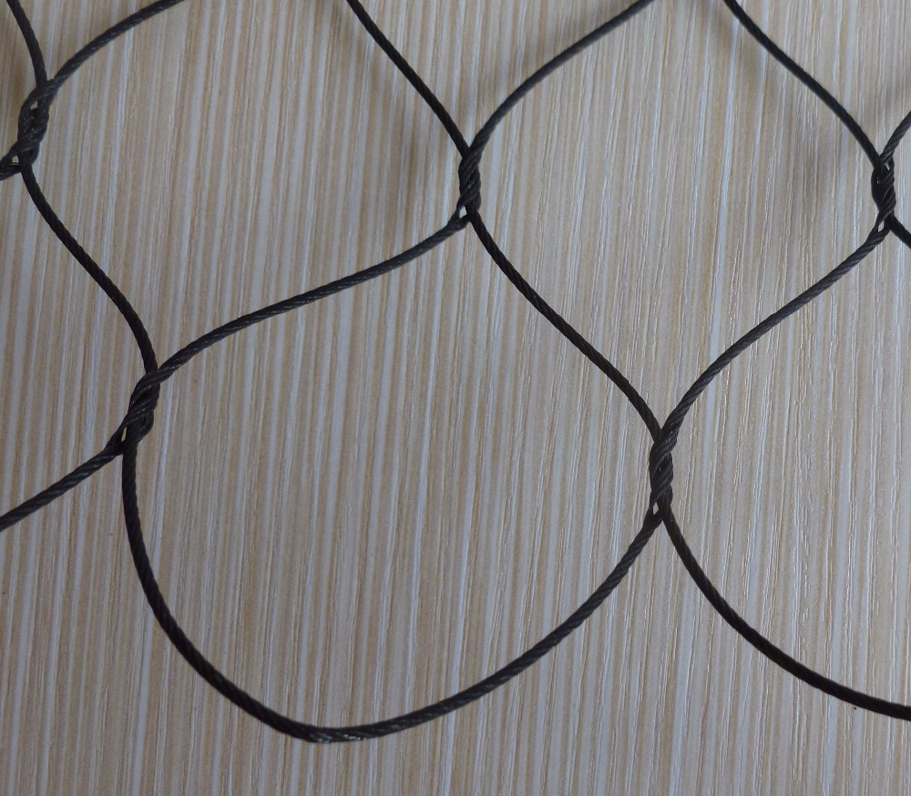 Outstanding Wire Rope Bird Caging Ideas - Wiring Standart ...