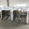 Stainless steel hot air dryer for fruit and vegetable/dehydrated fruit machine