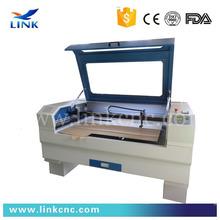 1290 laser machine/ fabric laser cutting machine/rubber stamp laser engraving machine