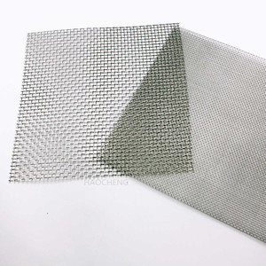Good Quality 70 X 400 Mesh Dutch Weave Titanium Wire Mesh Used For Medical Implant