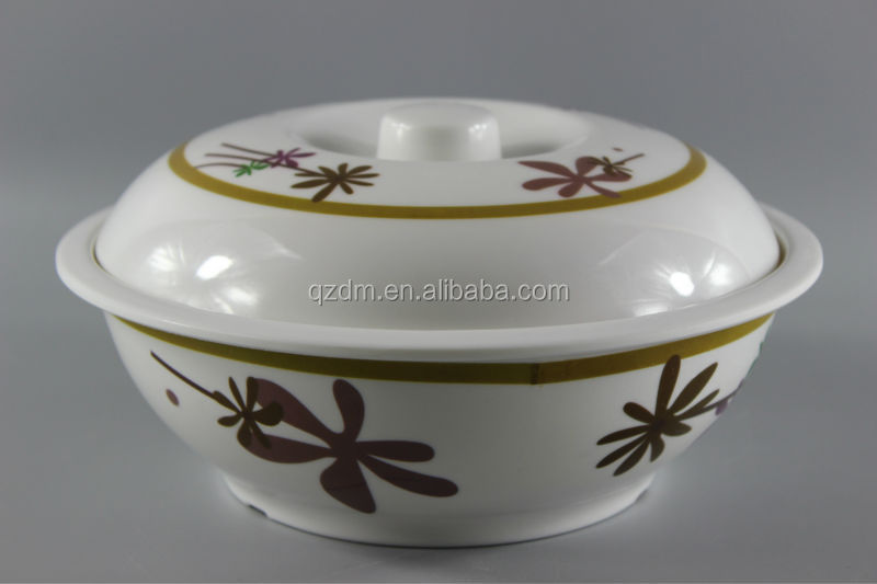 Famous Melamine Rice Serving Bowl With Lid - Buy Melamine Rice Serving  AH43