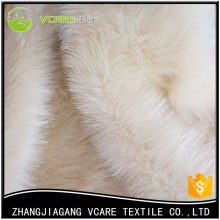 China Manufacturer Faux Polar Bear Fur Knitting Fabrics
