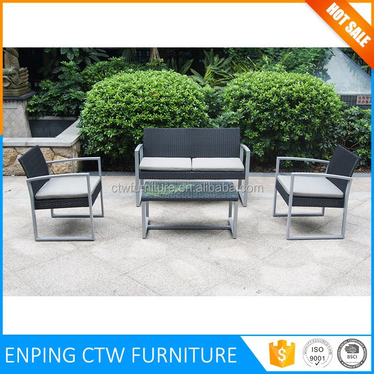 Precio de Fábrica barato Tarrington Casa Muebles de Jardín de Ratán, tailandés Muebles de Exterior-Sofás de Caña / Mimbre-Identificación del ...