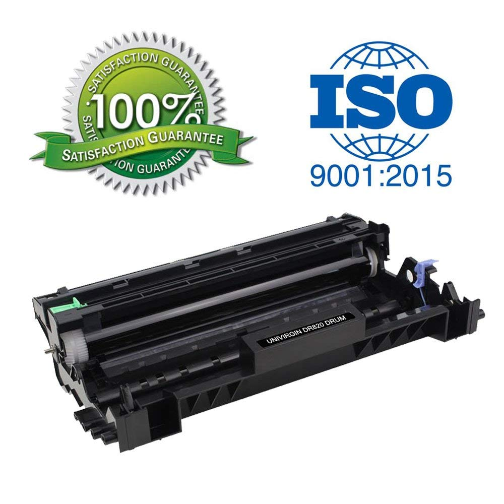 SuppliesOutlet Compatible Drum Unit Replacement for Brother DR820 to Use with HL-L6250 DN Black,1 Pack