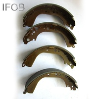 IFOB 04495-60060 Spare Parts Brake Shoes for Land Cruiser FZJ100 HDJ100 BJ60