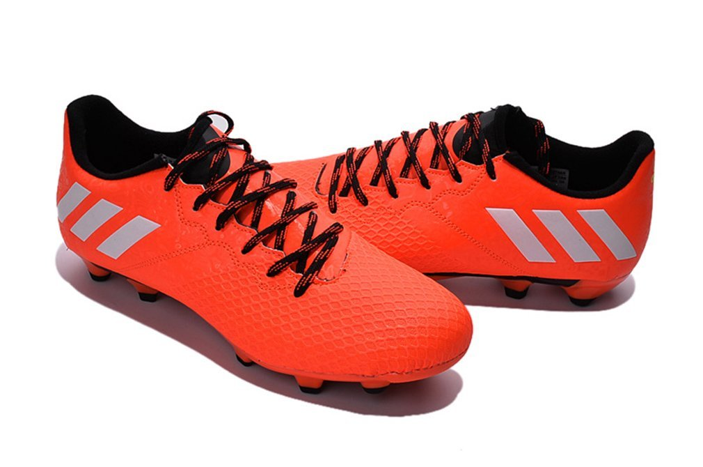 hot sale online 003b2 513dc Get Quotations · NTFO0TS Generic Men s adizero Messi 16.3 FG Shoes Football  Soccer Boots