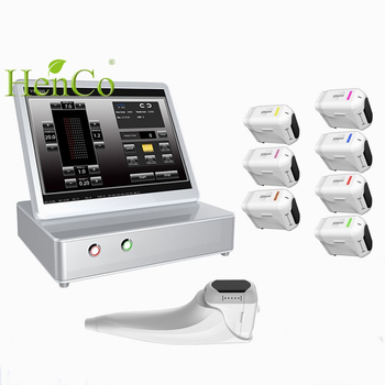High Intensity Focused Ultrasound 3D HIFU with 11 lines shooting anti aging Beauty Machine