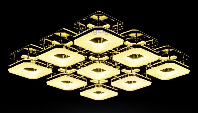 acheter led moderne lustre plafond lustres lustre lampes pour la maison moderne. Black Bedroom Furniture Sets. Home Design Ideas