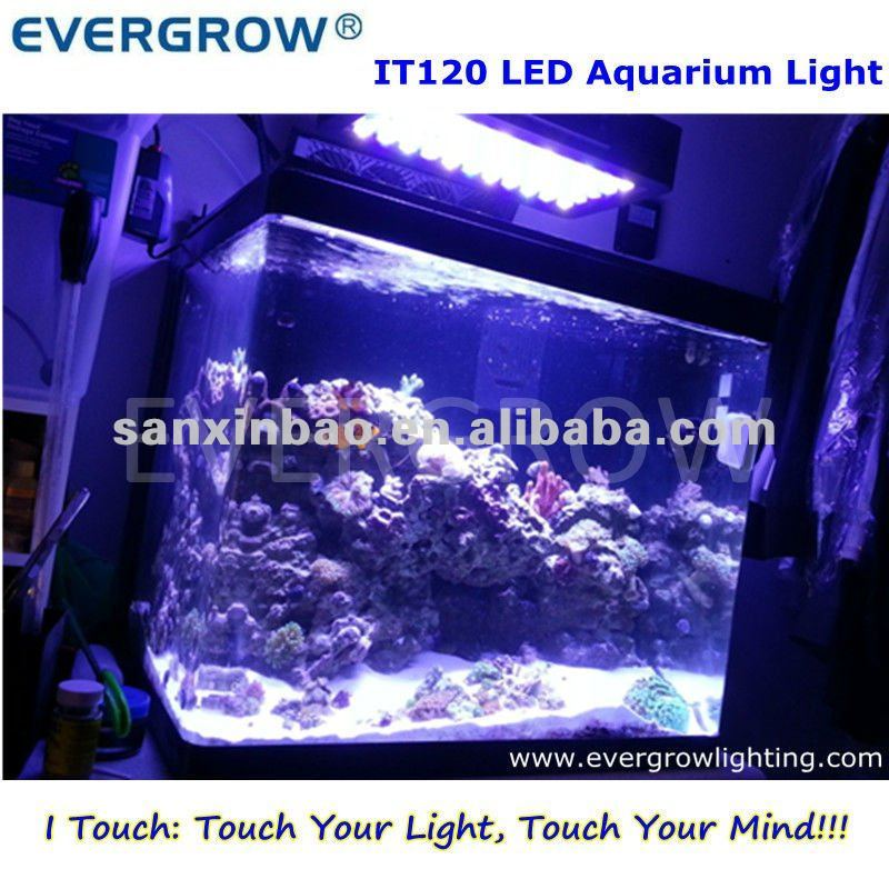 led aquarium light with program control