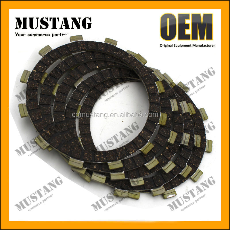 Customized Quality Factory Price Motorcycle HJ125-7 Clutch Friction Plate