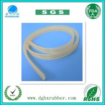 Shower door rubber strip
