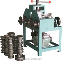 HHW-G76 Square Pipe Bending Machine