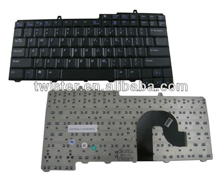 US Laptop Keyboard for DELL Inspiron 1300 Keyboard