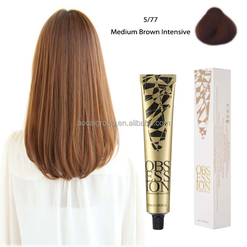 European Organic Hair Color Brand Wholesale Salon Permanent Hair Dye