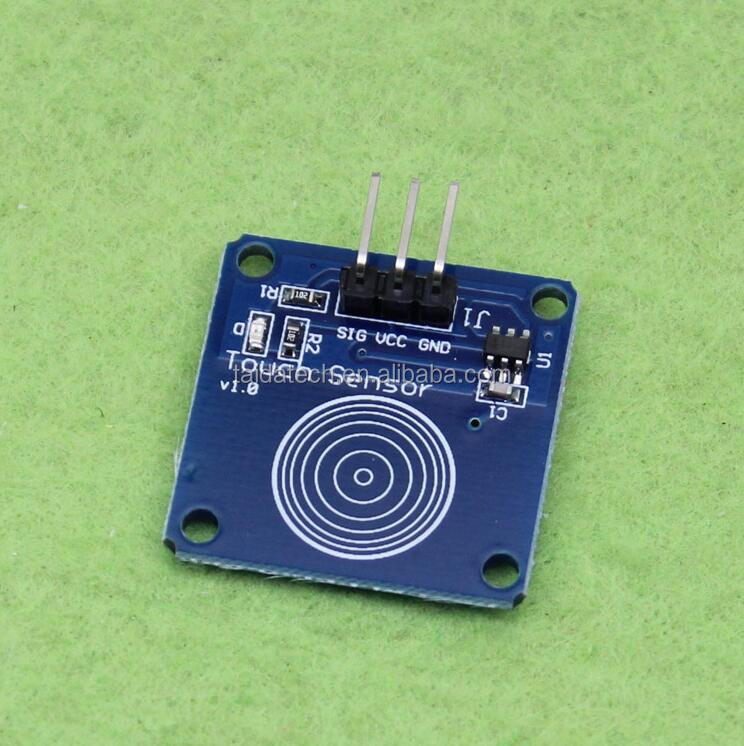 Jogging Capacitive Touch Switch ic ttp223b digital touch sensor