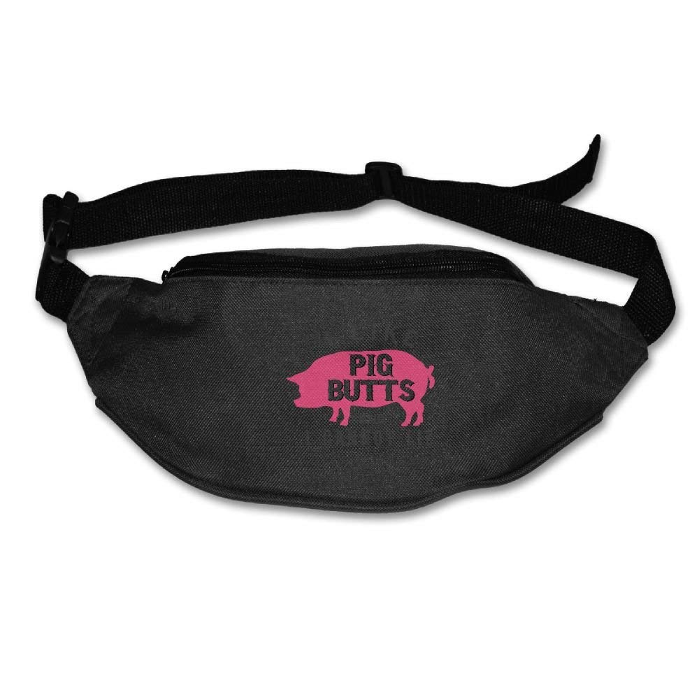 I Like Pig Butts And I Cannot Lie Sport Waist Packs Fanny Pack Adjustable
