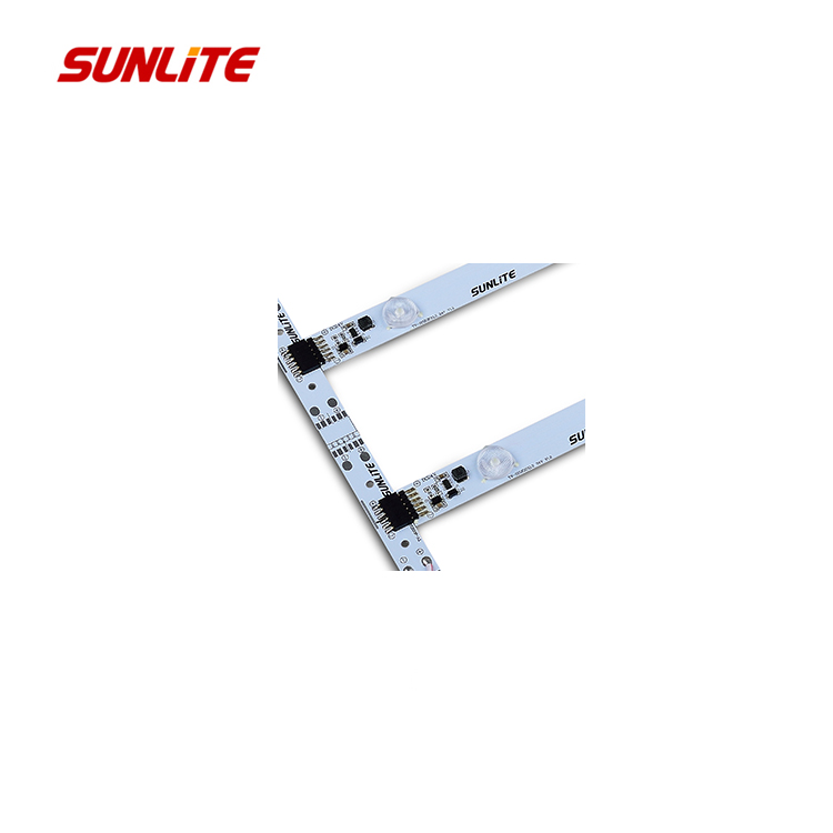 Super brightness smd 2835 170 beam angle led rigid bar for light box