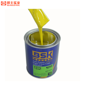 China Cheap Spray Paints Acrylic Lacquer Refinish Car Paints