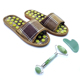 foot magnetic nude sexy foot massage slipper for men health therapy