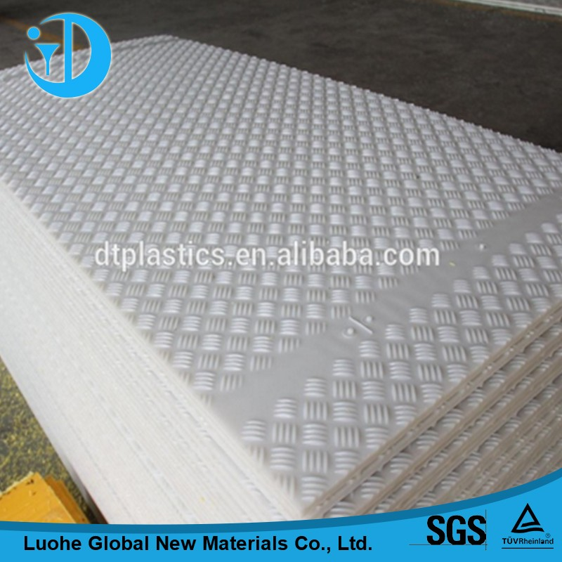 Sweet dedicated grounding protection mat / HDPE road